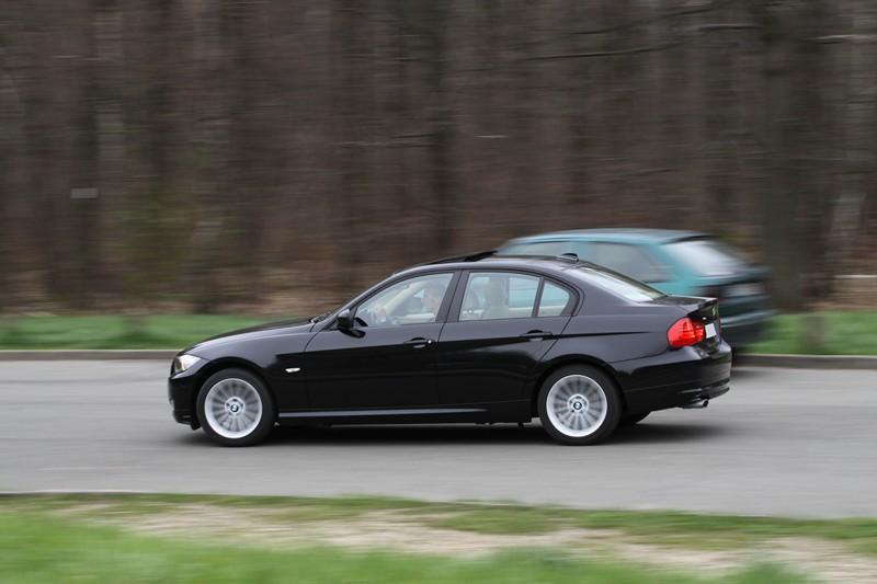 BMW 320D E90 : Constante évolution.