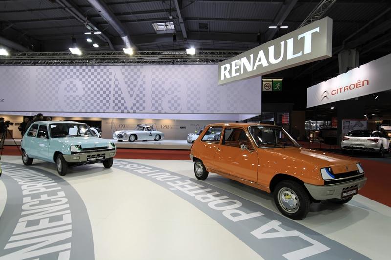 Retromobile 2012