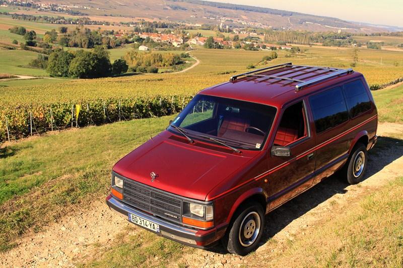 Chrysler Voyager SE 2.5 L 1990