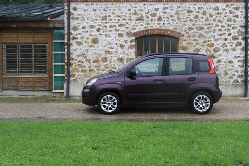 Essai Fiat Panda 1.2 69 ch Lounge