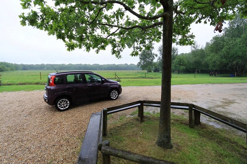 Fiat Panda 2012 1.2 69 ch Lounge