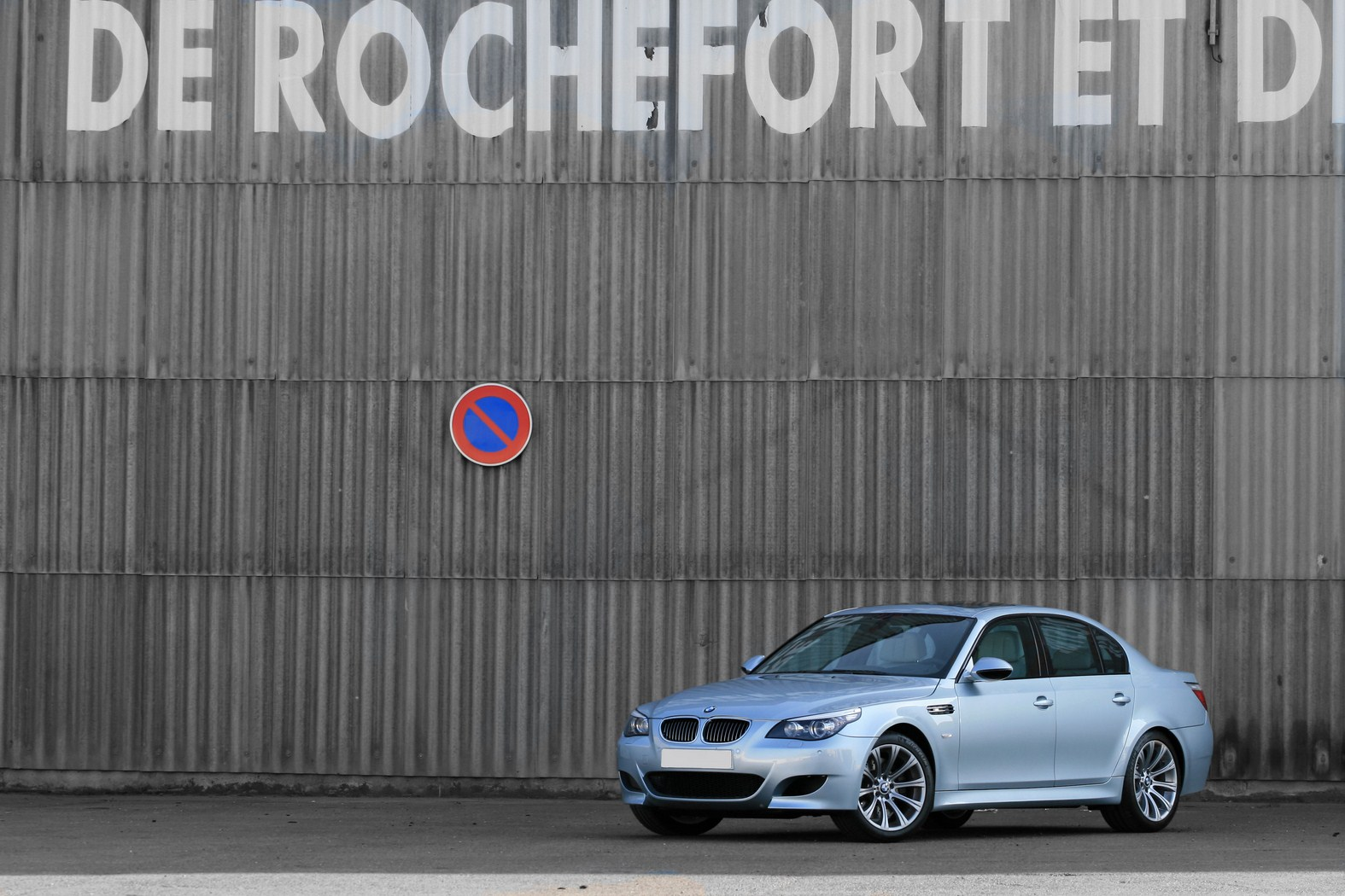 BMW M5 V10 E60 : M, les tours!