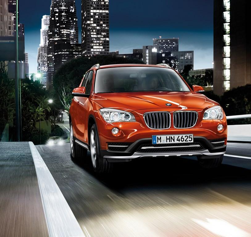 BMW X1 2014, lifting de surface!