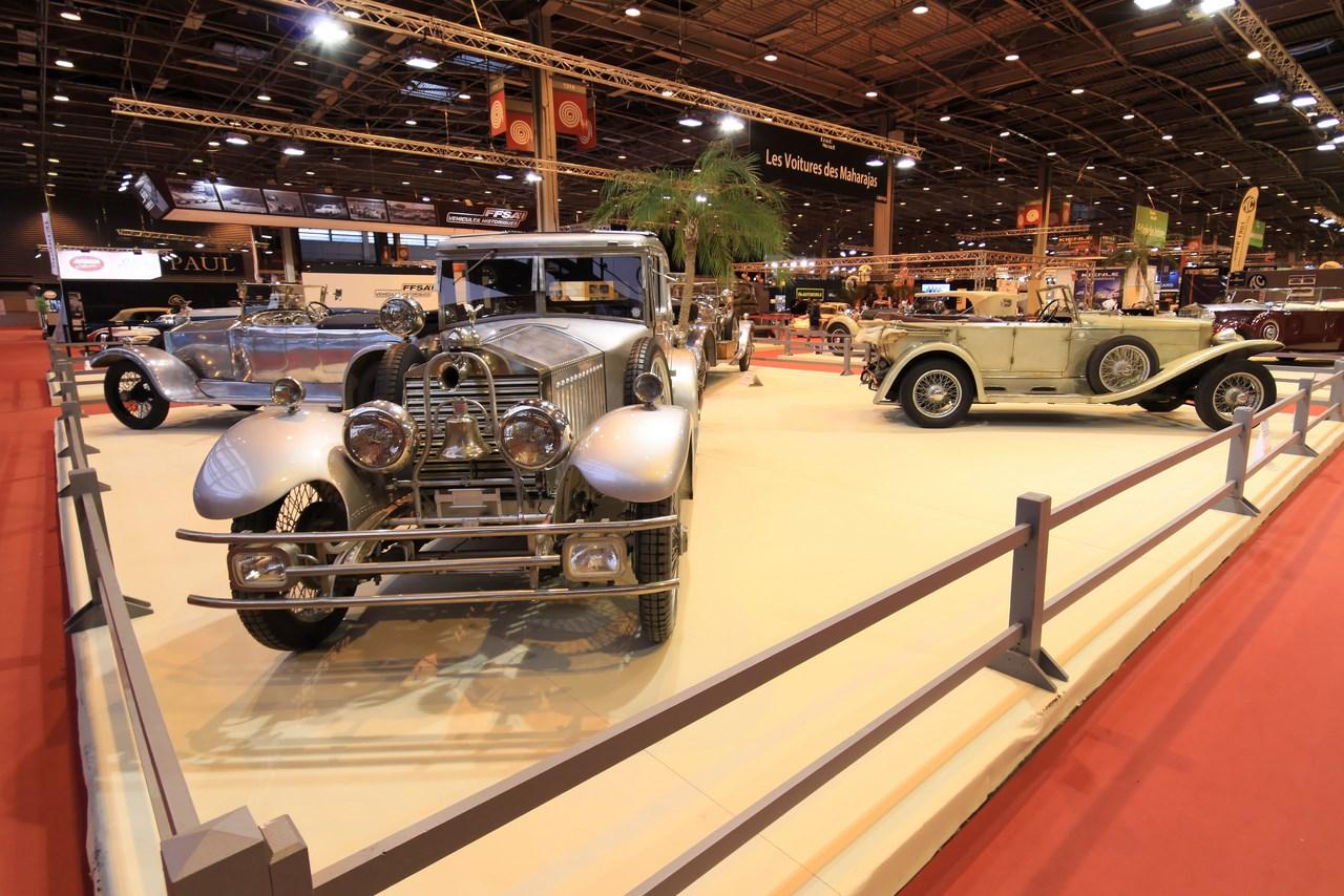 Retromomobile 2014 : luxueuse édition