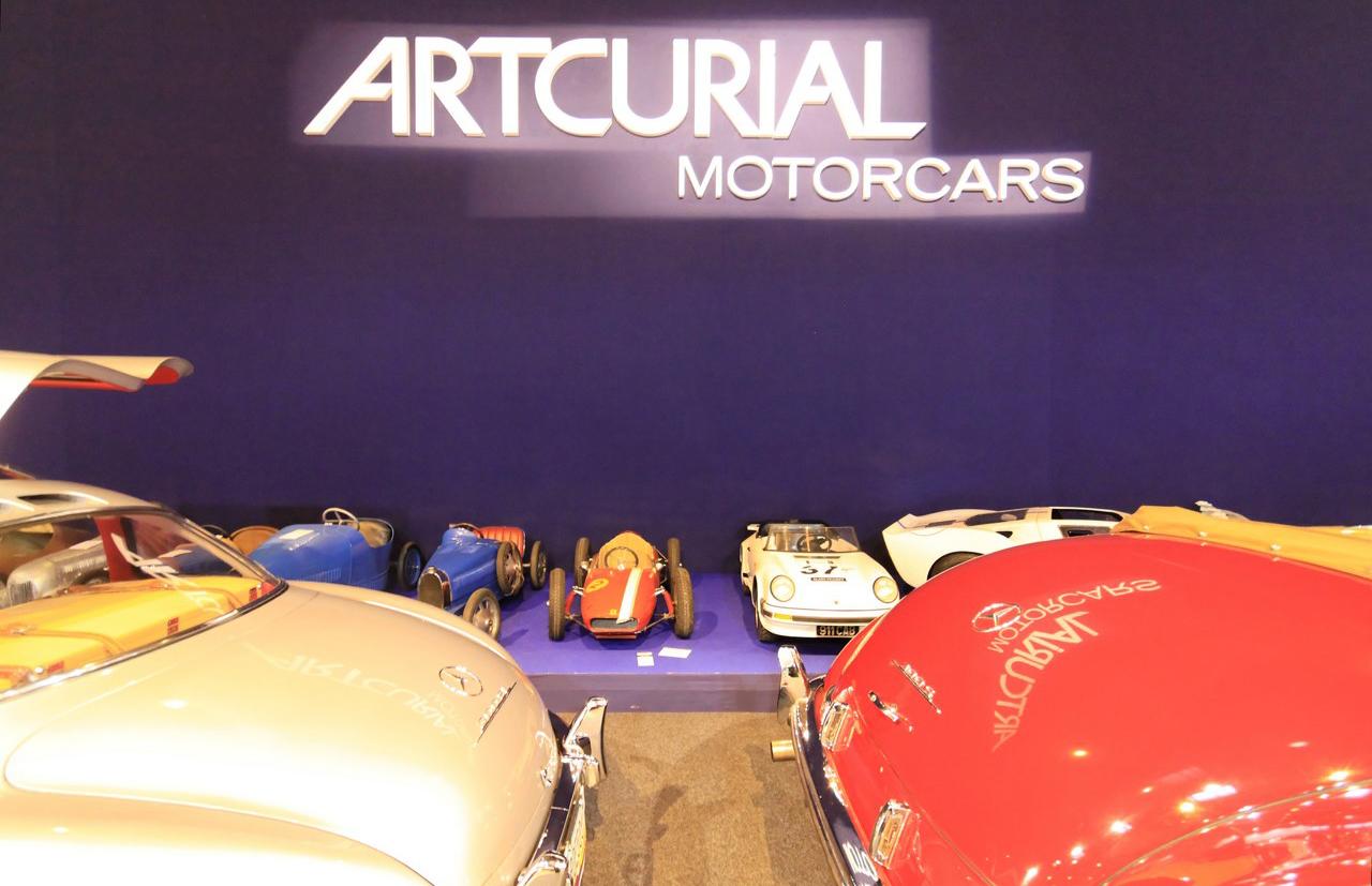 Artcurial Motorcars : Une vente aux enchères historique à Retromobile