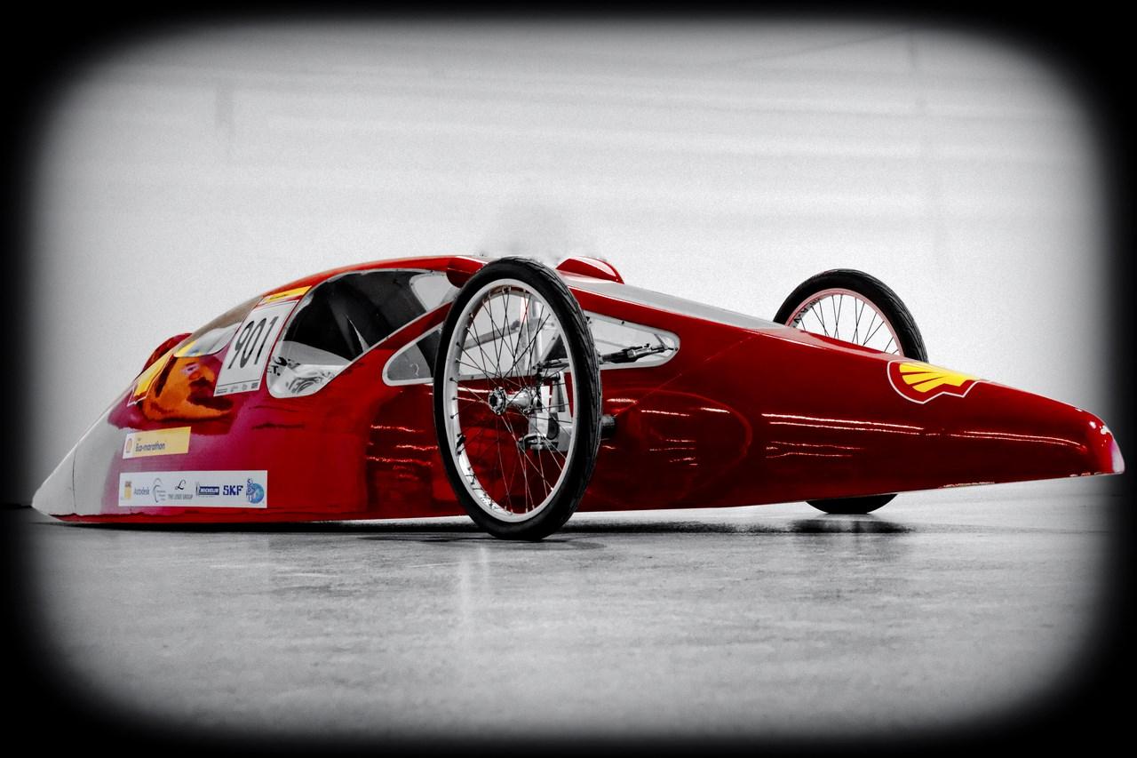Shell Eco-marathon : La mobilité du futur.