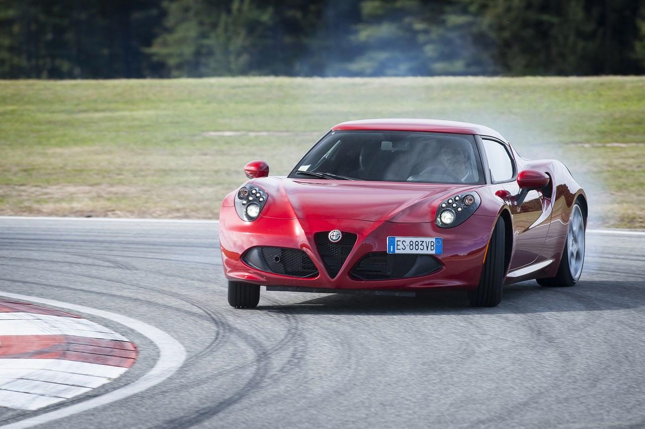 Alfa Romeo Experience Days 2014 : Pilotez une Alfa Romeo 4C