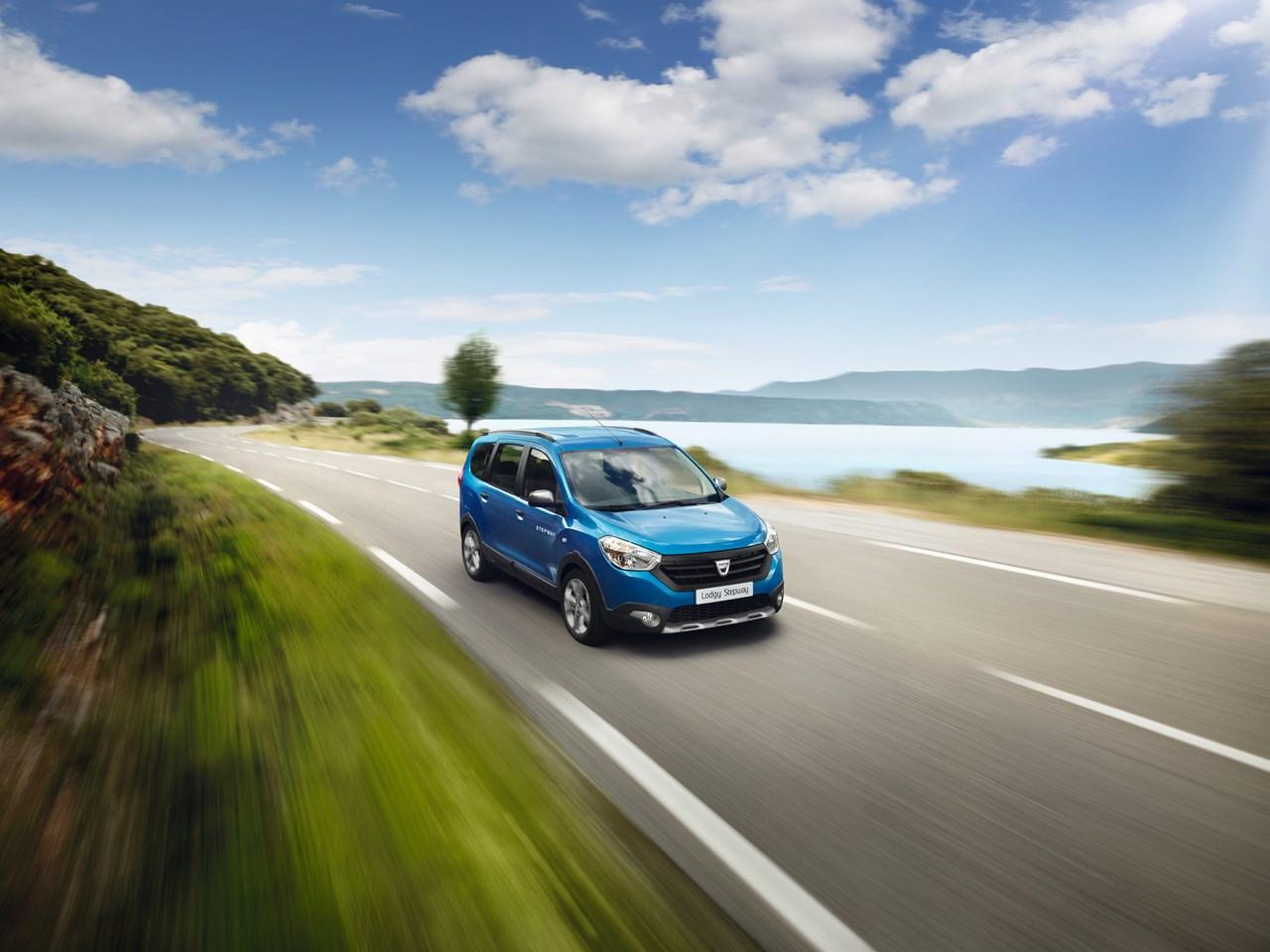 Dacia Lodgy Stepway et Dokker Stepway : Baroudeurs à prix Dacia (tarifs).