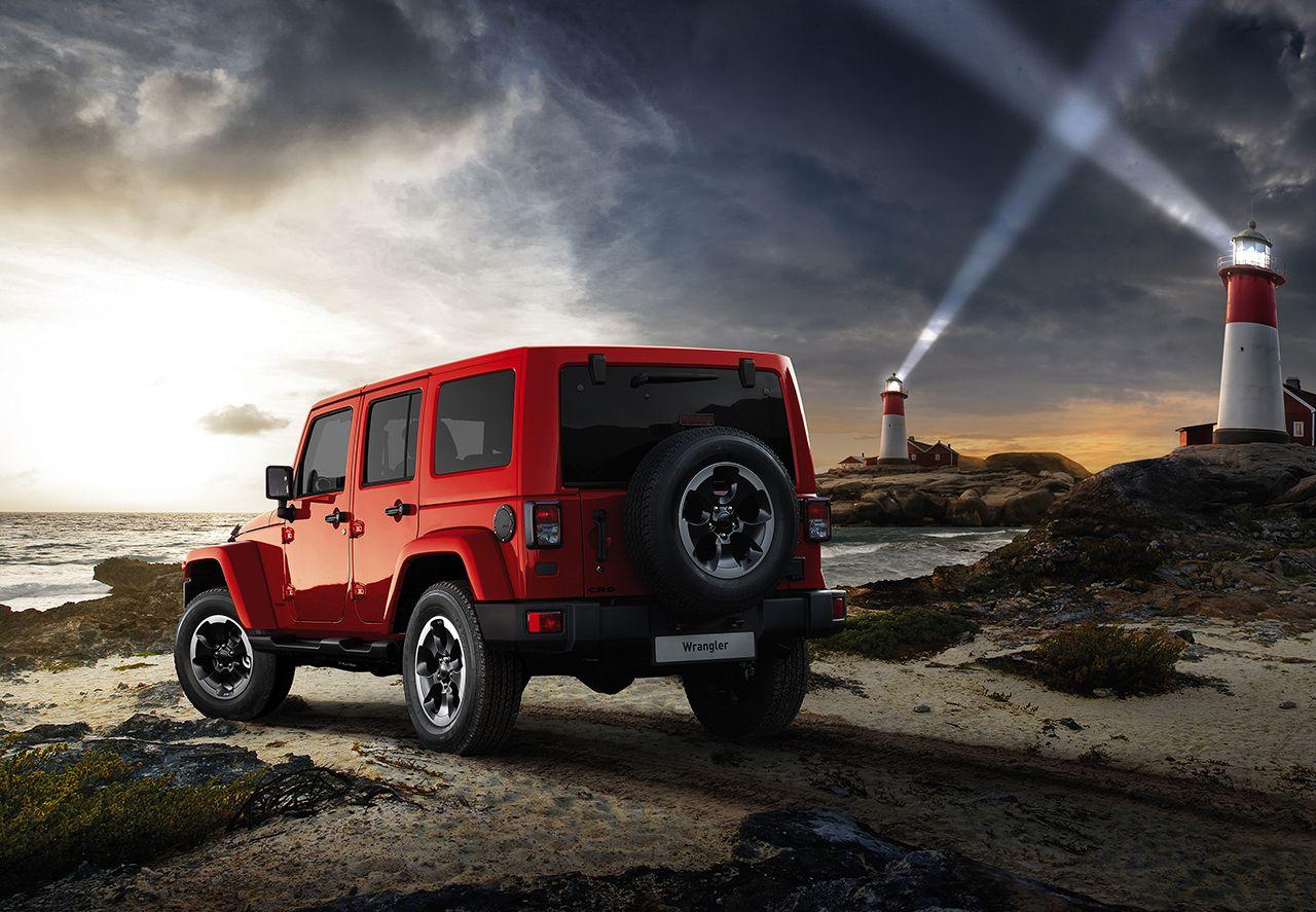 Jeep Wrangler série limitée X-Edition : Nouvelle édition «très limitée» pour le Wrangler.