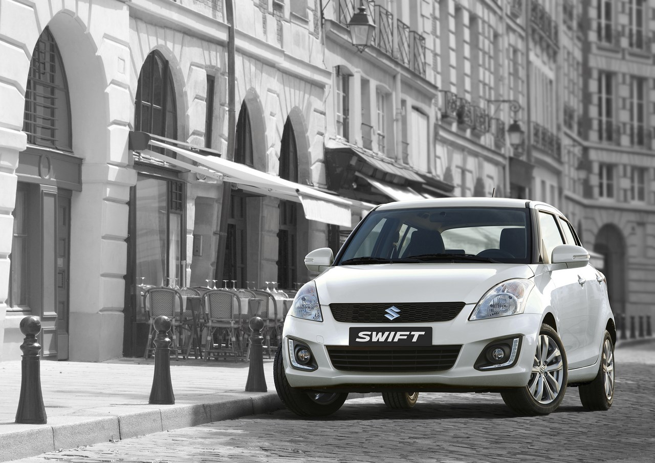 Suzuki Swift Model year 2015 : Renouvellement de gamme pour la Swift.