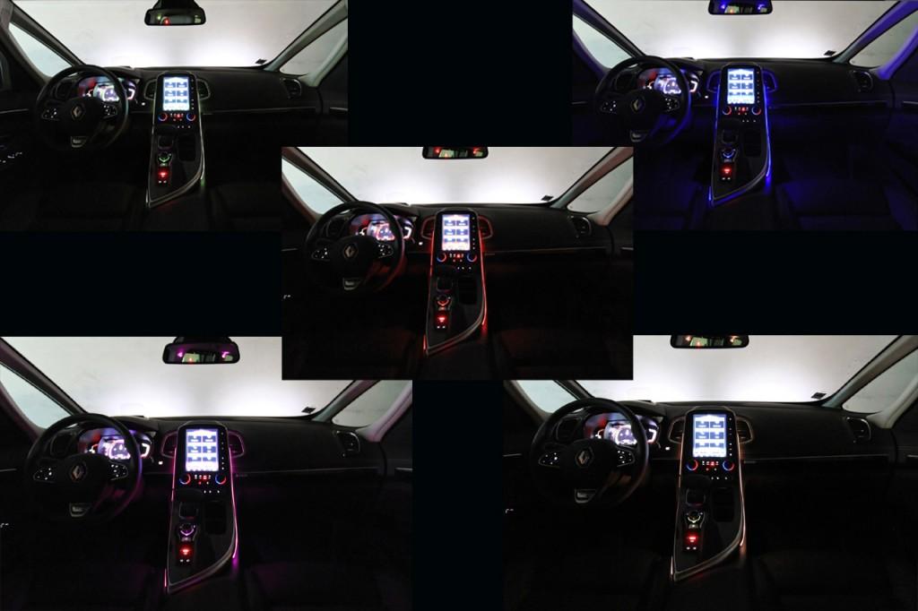 Renault Espace 5 200 tCe Initiale Paris ambiance