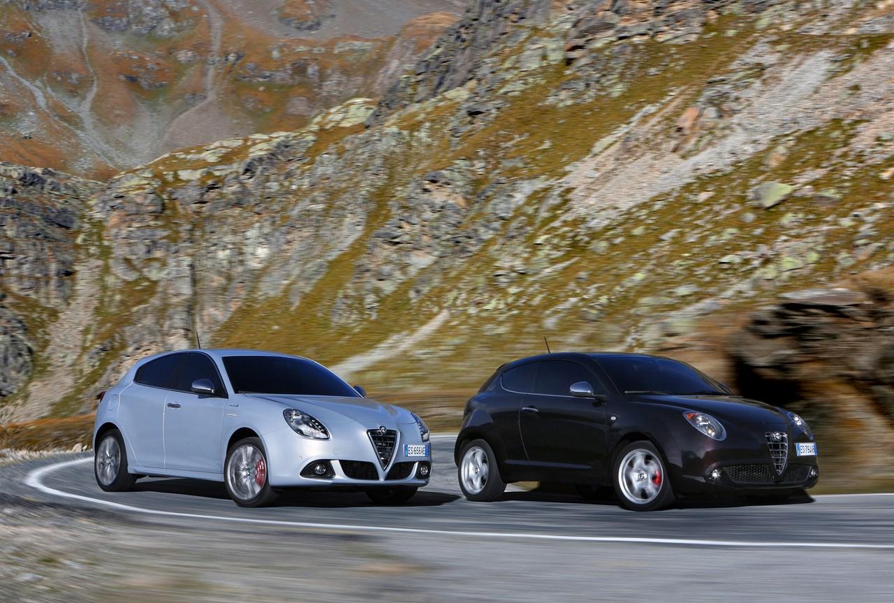 Alfa Romeo Giulietta et MiTo : NOUVELLES MOTORISATIONS EURO 6 ET BIFUEL GPL