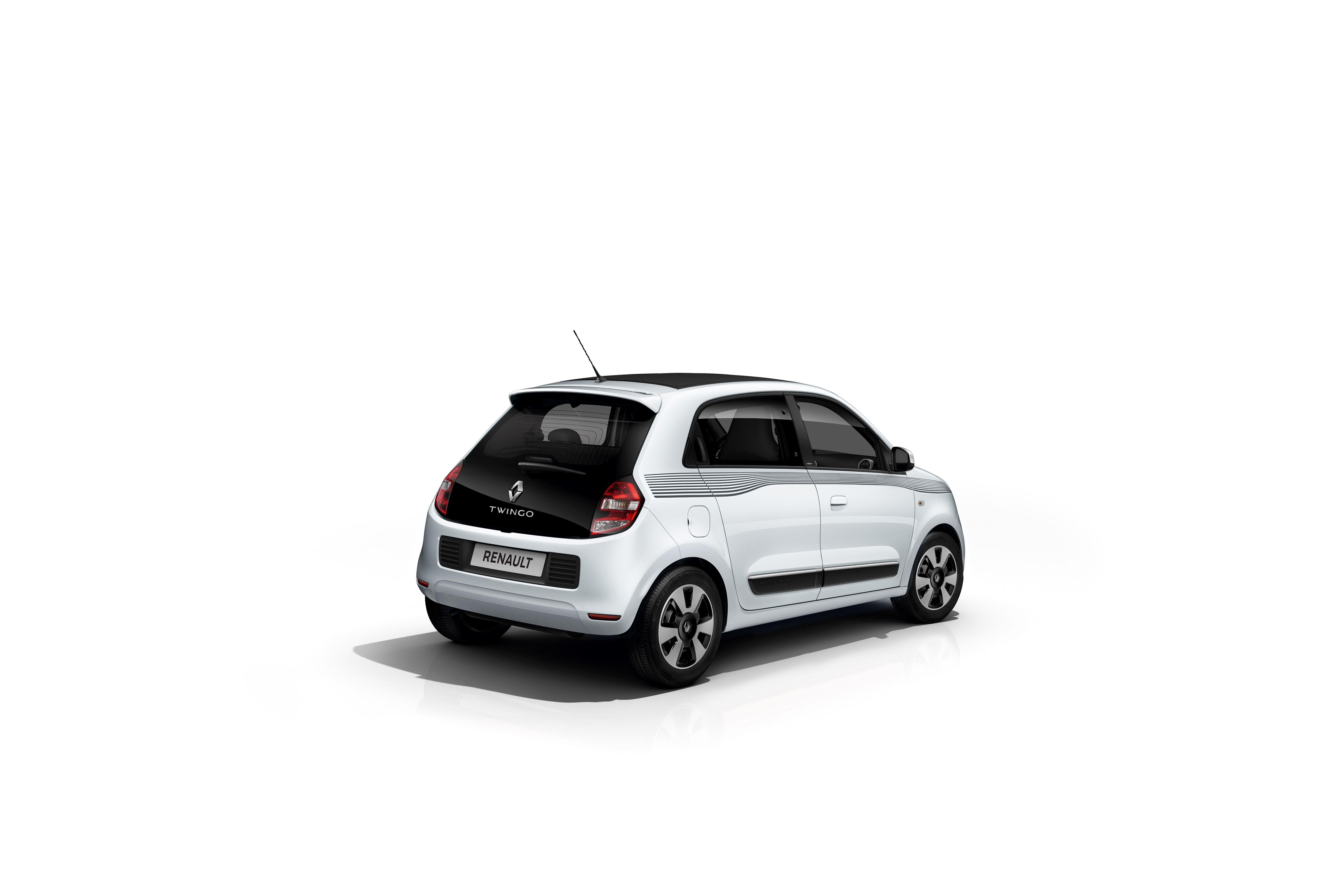 Renault Twingo édition limitée «LIMITED» : PLUS DE STYLE ET D'ÉQUIPEMENTS POUR LA TWINGO
