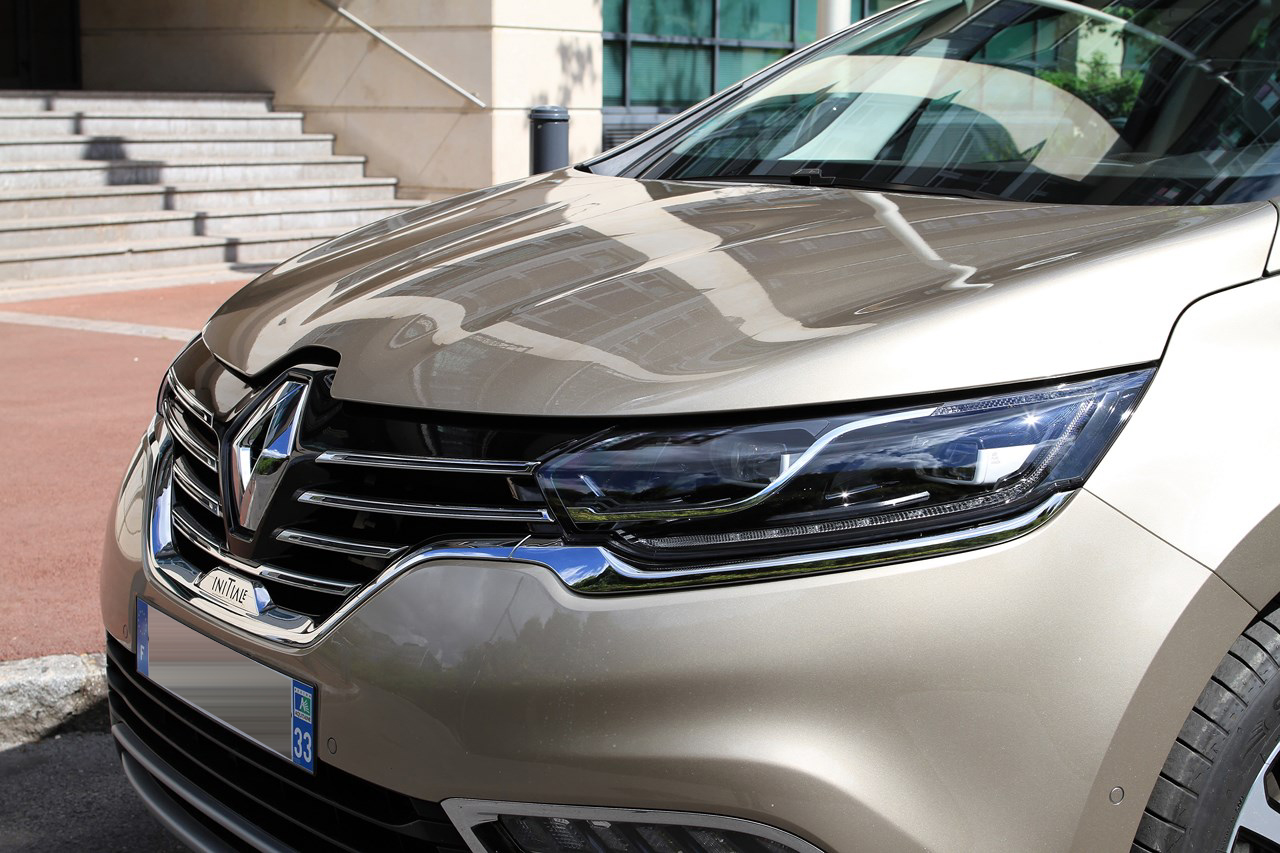 """Renault Espace 5 TCe 200 Initiale Paris: GÉNÉTIQUEMENT """"MODIFIÉ"""""""