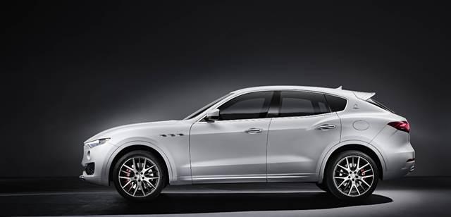 Maserati Levante : Le premier SUV de la marque dévoilé avant Genève.