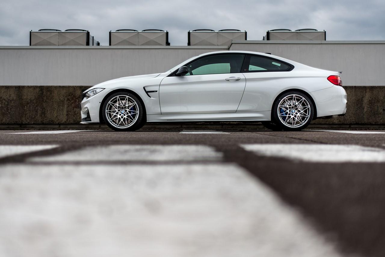 BMW M4 Coupé «Tour Auto Edition» : Un futur collector de 450 cv limité à 5 exemplaires!