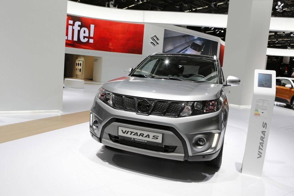Suzuki Vitara S (4)