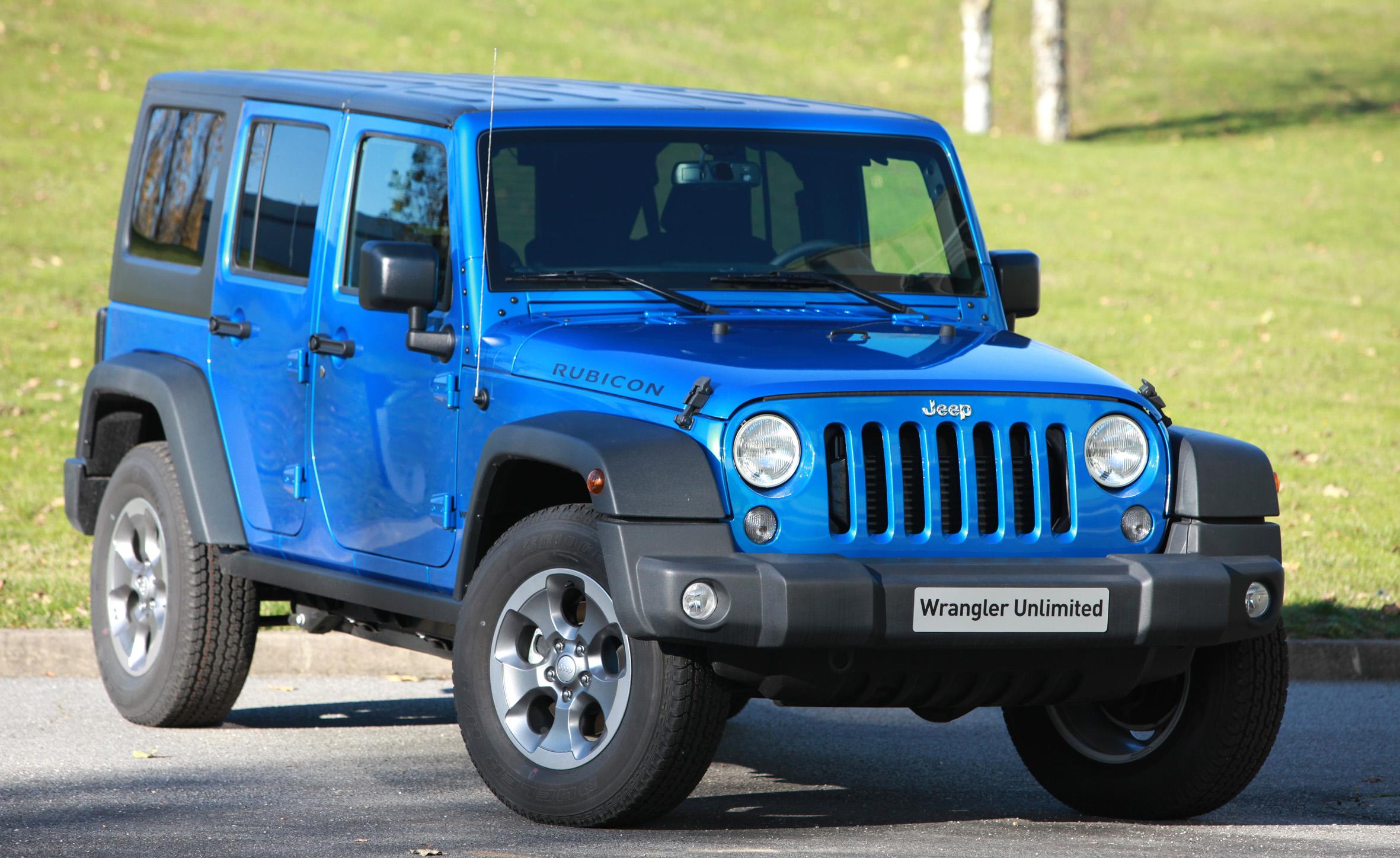 Série limitée Jeep Wrangler Unlimited  Nautic : La Jeep sur les flots.