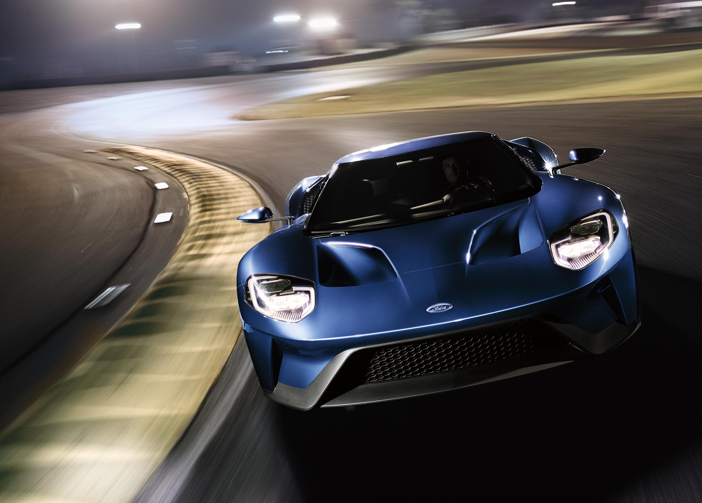 Nouvelle Ford GT : 647 cv et 347 km/h (chiffres officiels et vidéos)