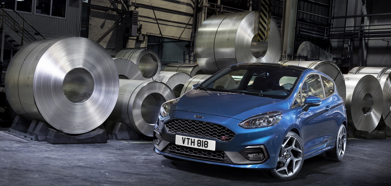 Nouvelle Ford Fiesta ST 200 ch 2018 : Le sport sur 3 cylindres.