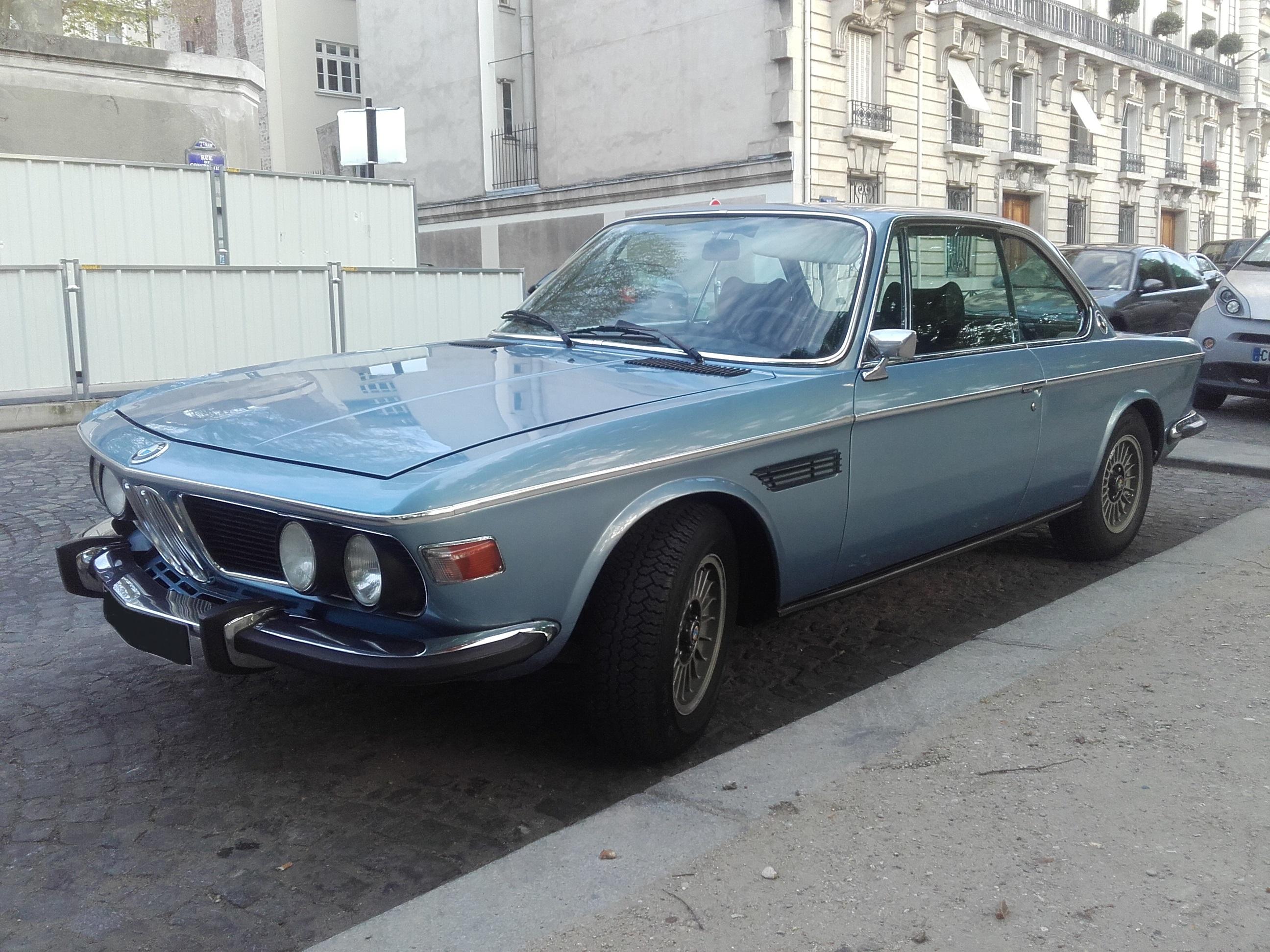 BMW 3.0 CSI.