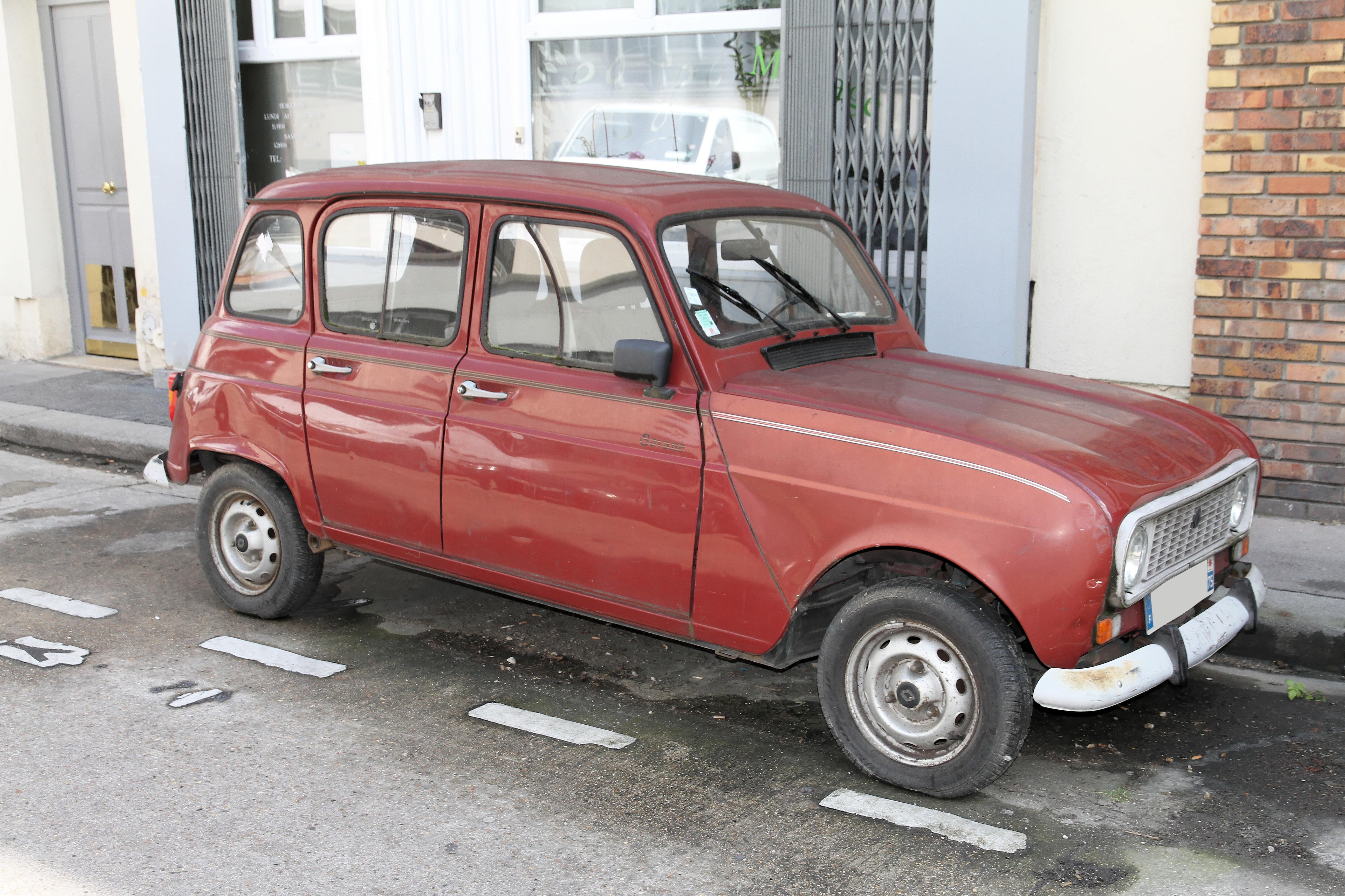 Renault 4 Savane (1991-1992).
