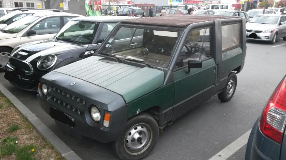 Renault 5 Rodéo.