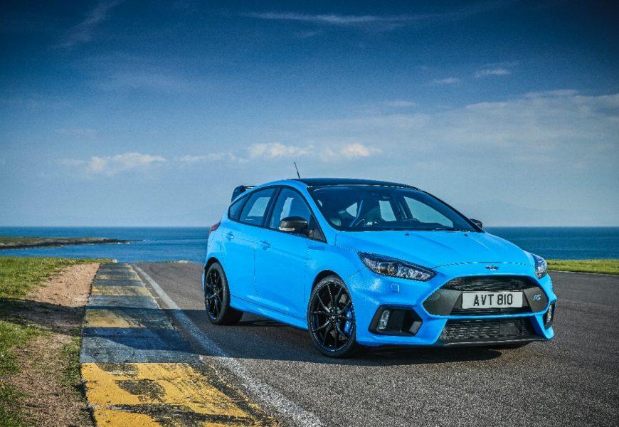 Ford Focus RS: Un nouveau Pack Performance pour la bombe de Ford.