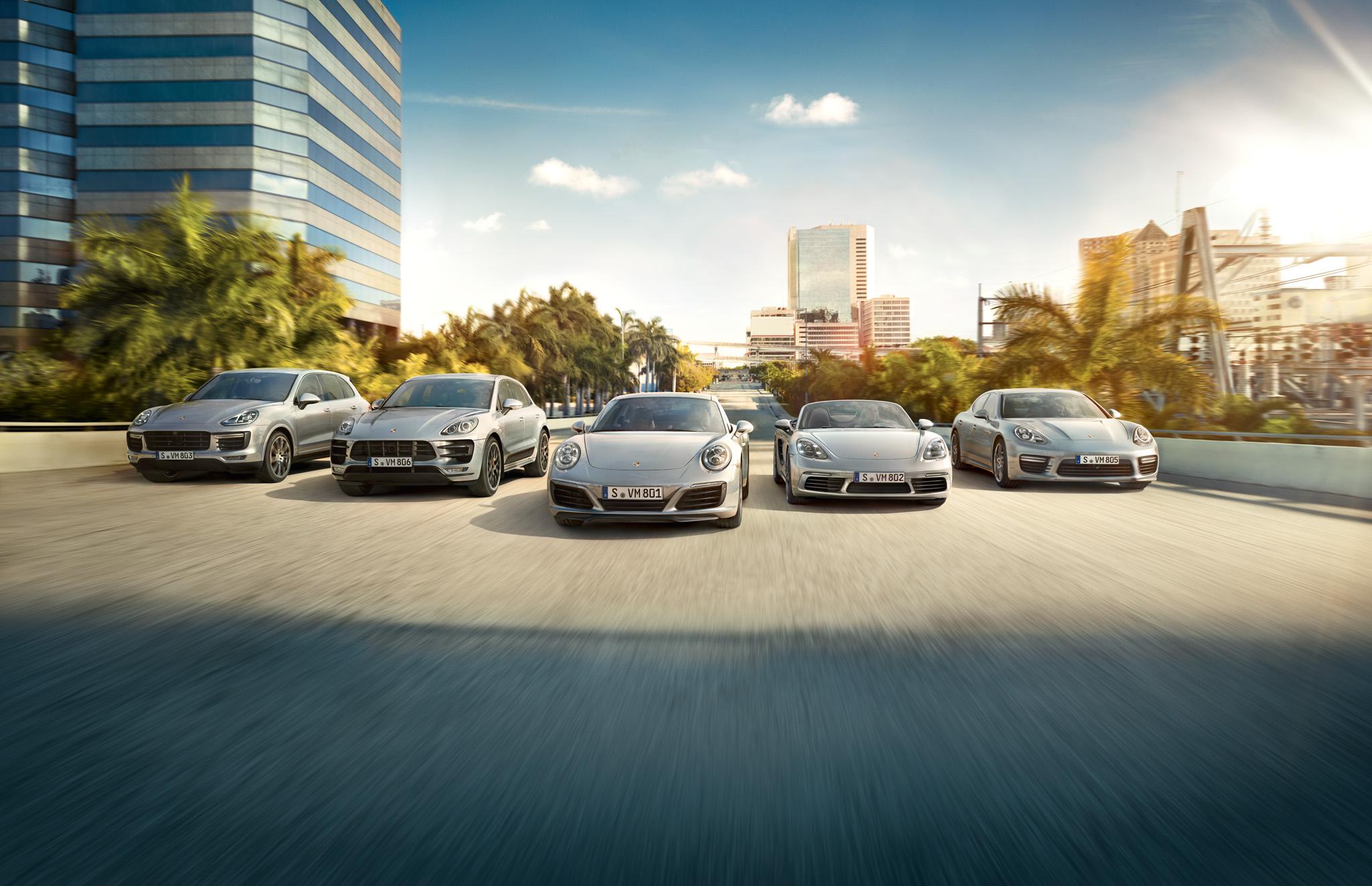 Porsche étend la garantie de ses voitures d'occasion jusqu'à 15 ans.