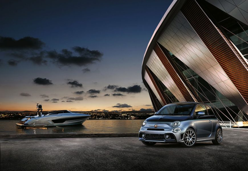 Abarth 695 et 695 Rivale Anniversary : Le hors-bord chic d'Abarth.