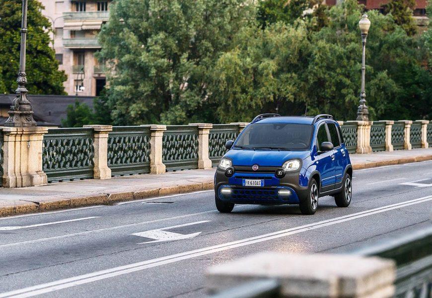 Nouvelle Fiat Panda City Cross 4X2 et Wild 4×4 : Le goût de l'aventure.