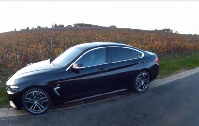 Essai vidéo BMW Série 4 Gran Coupé 418 D Pack M : Ma préférée!