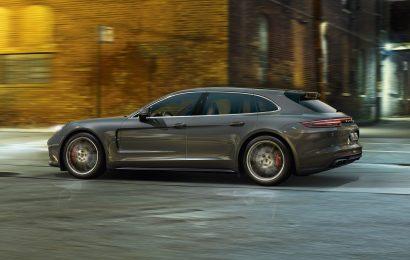 Porsche Panamera Turbo S E-Hybrid Sport Turismo : Hybride, pratique et sportive.