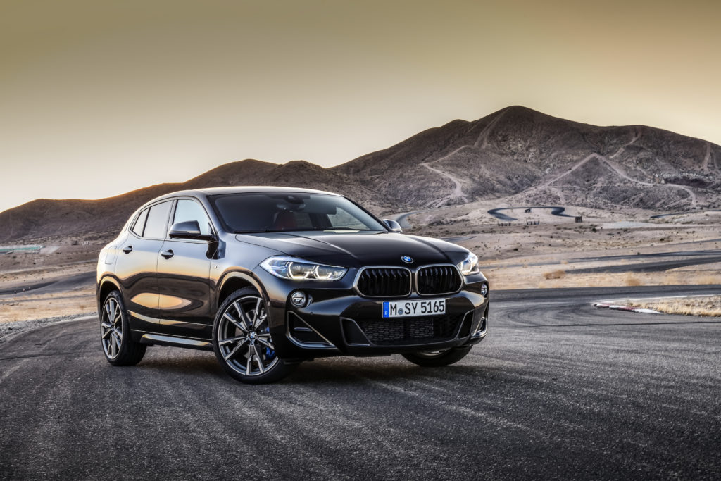 bmw x2 m35 i le x2 version haut de gamme qui transpire la tradition m. Black Bedroom Furniture Sets. Home Design Ideas