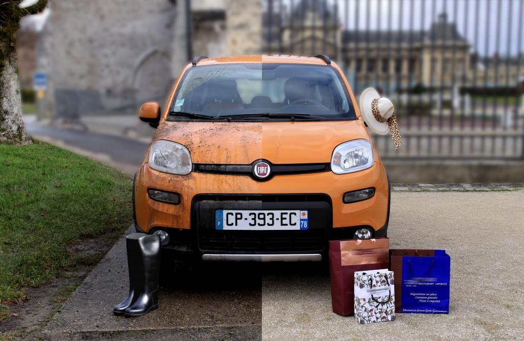 Fiat Panda 4x4 1.3 titre