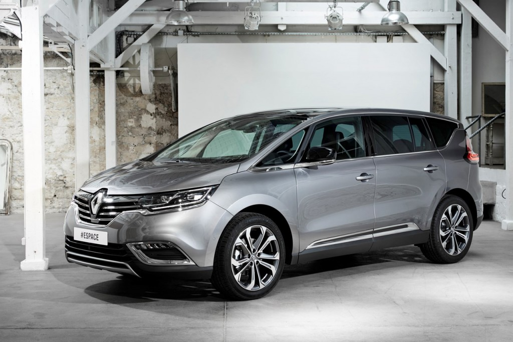 Renault Espace 2015 t&d