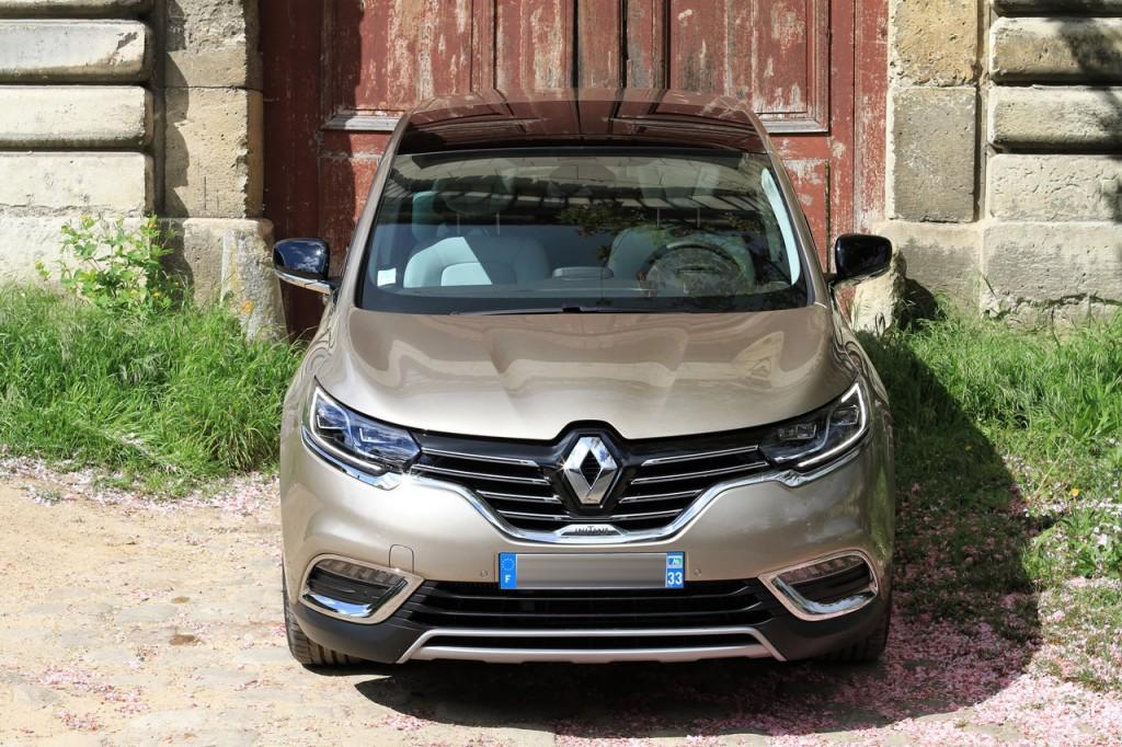Renault Espace 5 200 tCe Initiale Paris (17)