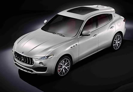Maserati Levante 3