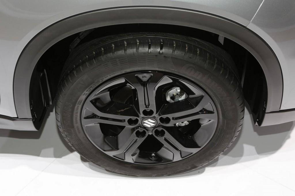 Suzuki Vitara S (14)