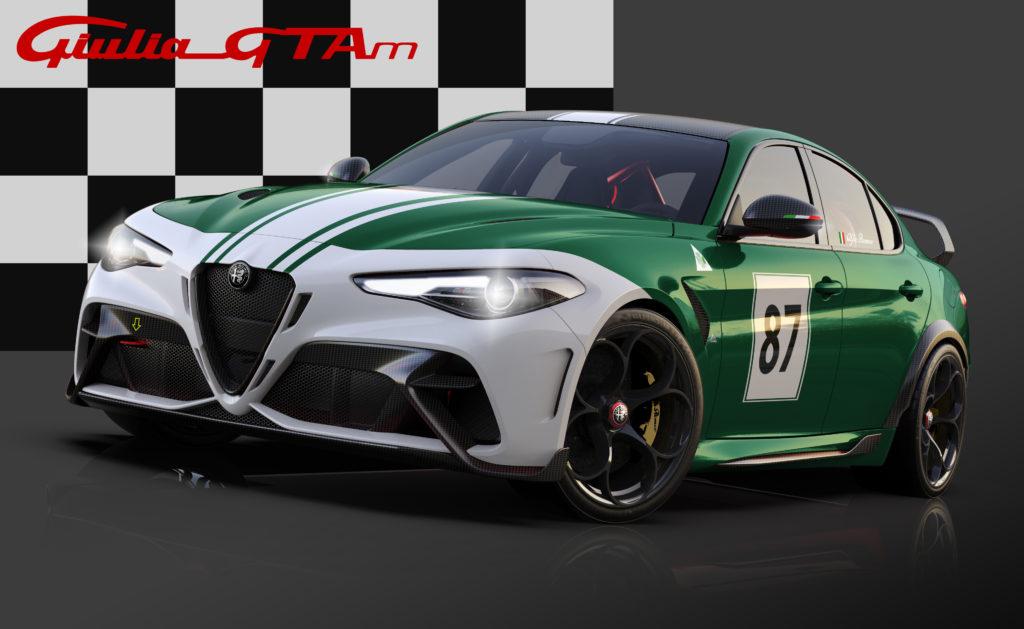 Alfa Romeo Giulia GTA et GTAm : L'exclusivité au prix fort.